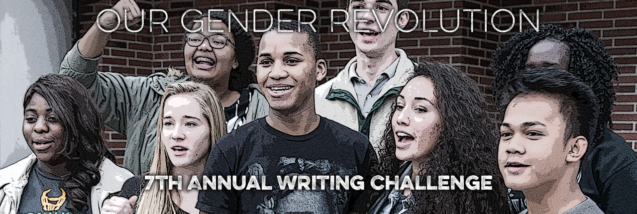 2015 Writing Challenge Page Cover