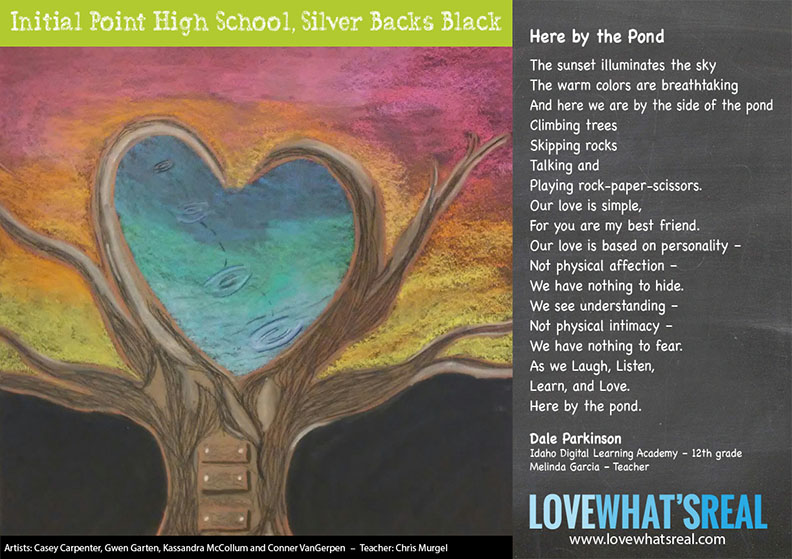 Initial Point High School, Silver Backs Black