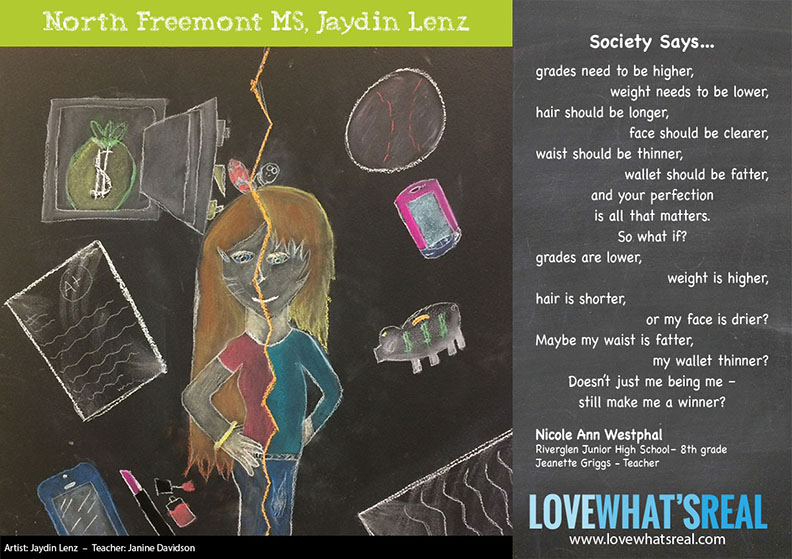 Statewide Middle School - North Freemont MS, Jaydin Lenz