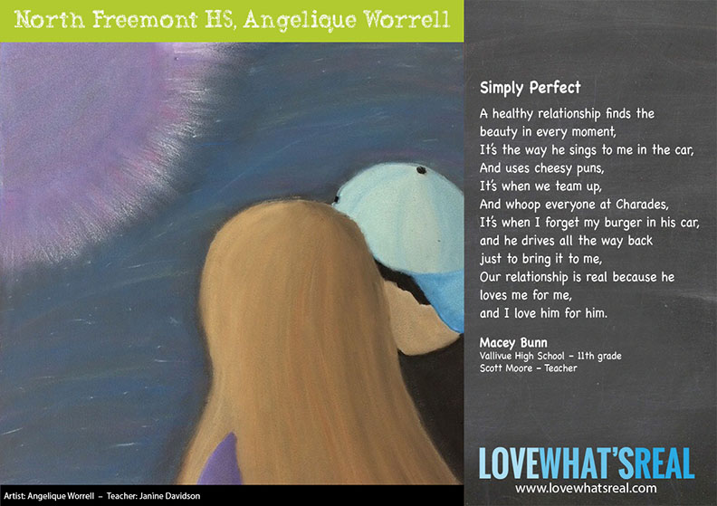 Statewide High School - North Freemont HS, Angelique Worrell
