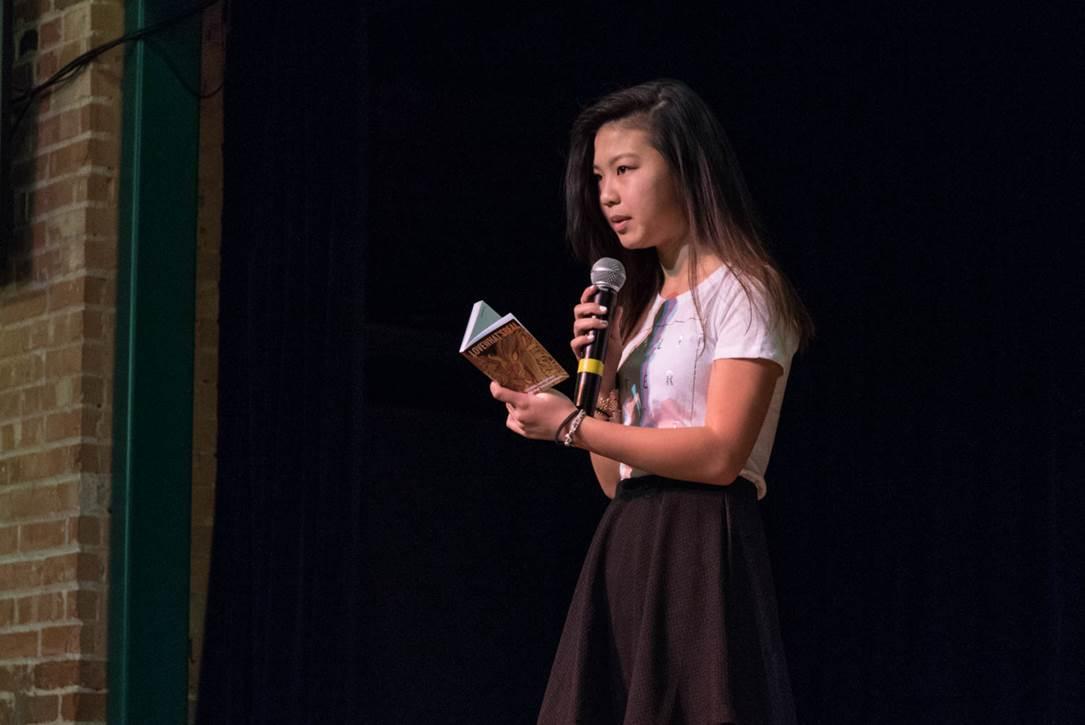 Power of Words Poetry Slam Photo 5