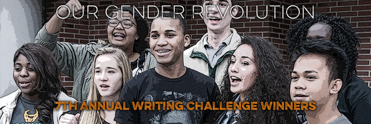 Our Gender Revolution Writing Challenge Winner Cover