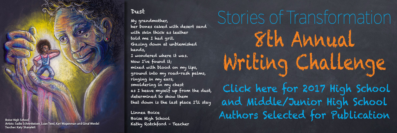 my real-life story essay contest 2015