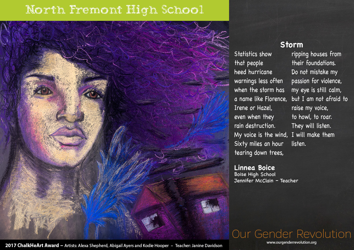 North Freemont High School - Storm