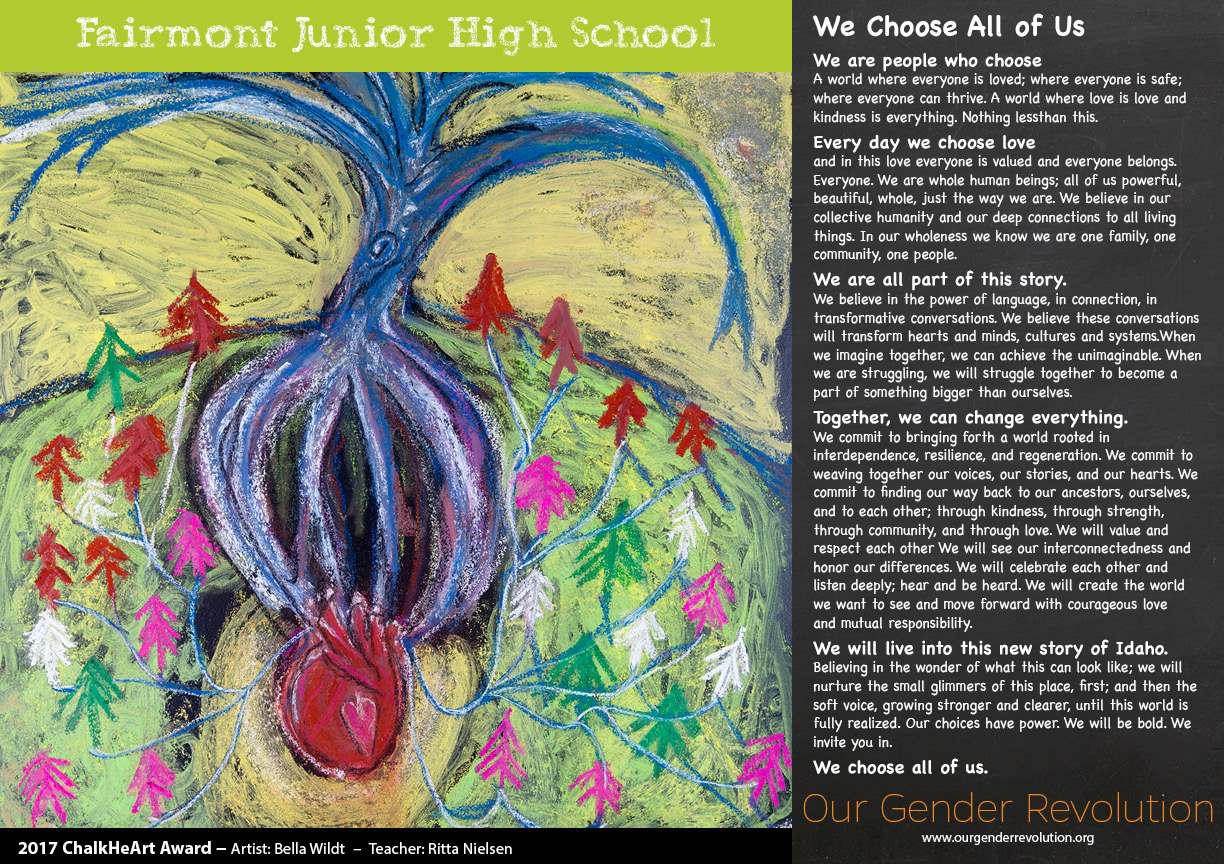 Fairmont Junior High - We Choose All of Us (2)
