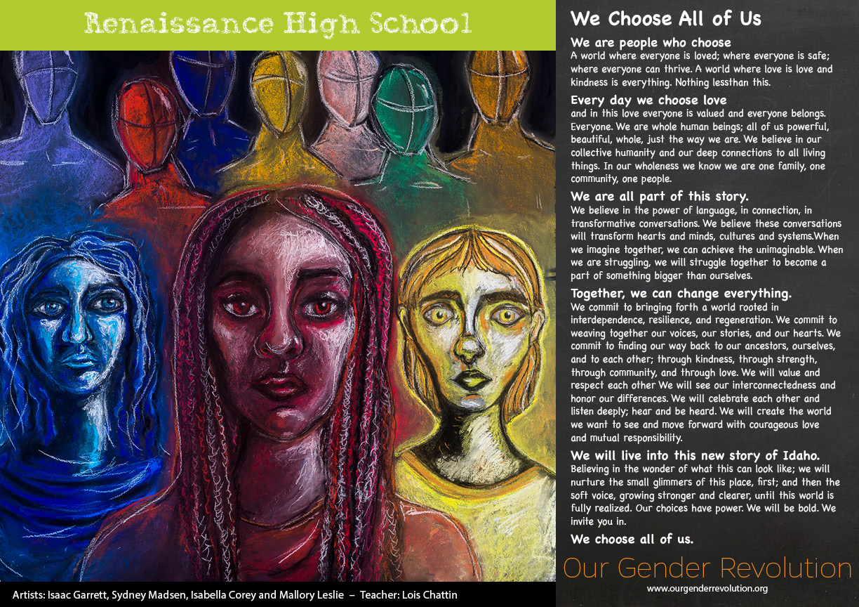 Renaissance High School - We Choose All of Us
