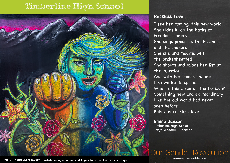 Timberline High School - Reckless Love