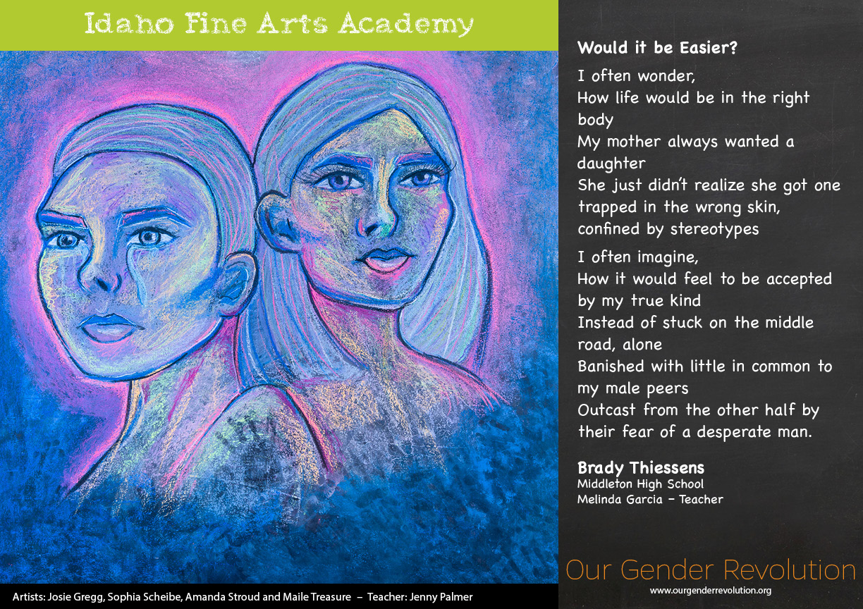 Idaho Fine Arts Academy - Would it be Easier