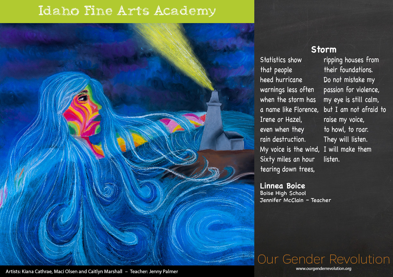 Idaho Fine Arts Academy - Storm