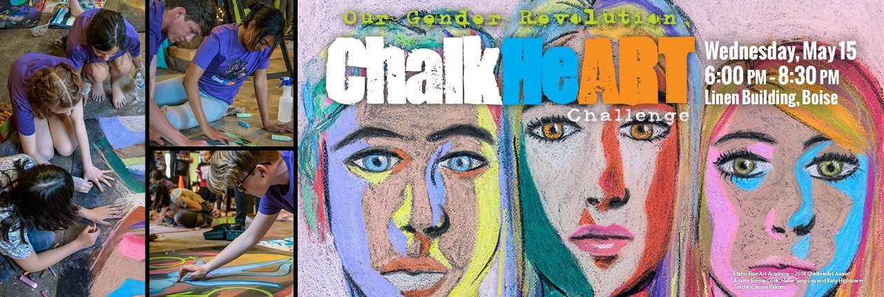 ChalkHeART Webpage Cover