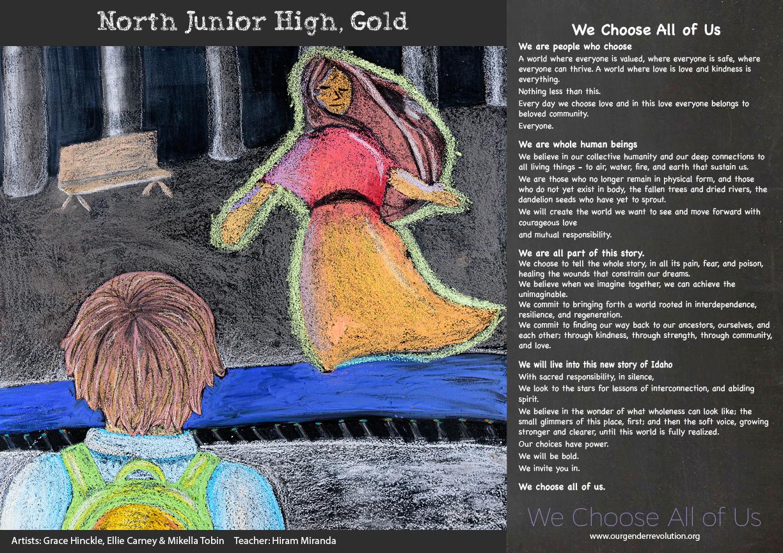 North-Junior-High-Gold