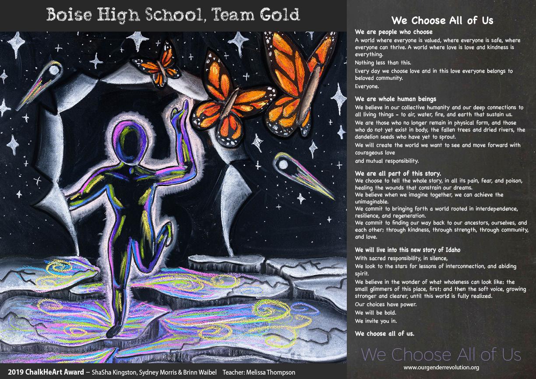 Boise-High-School-Team-Gold